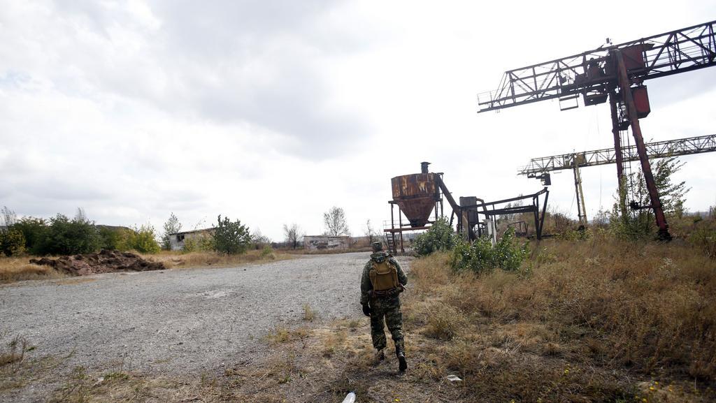 Fárání v Donbasu