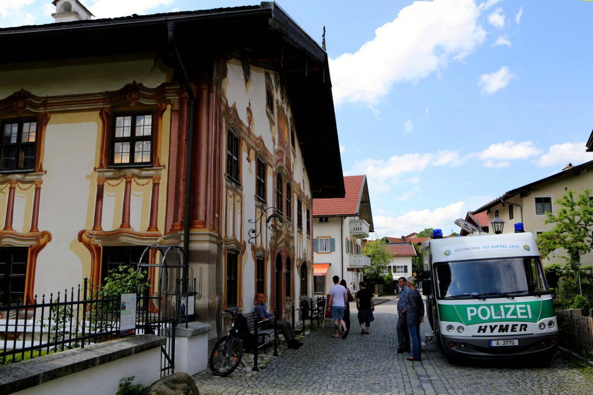 Garmisch-Partenkirchen se připravuje na protesty proti G7
