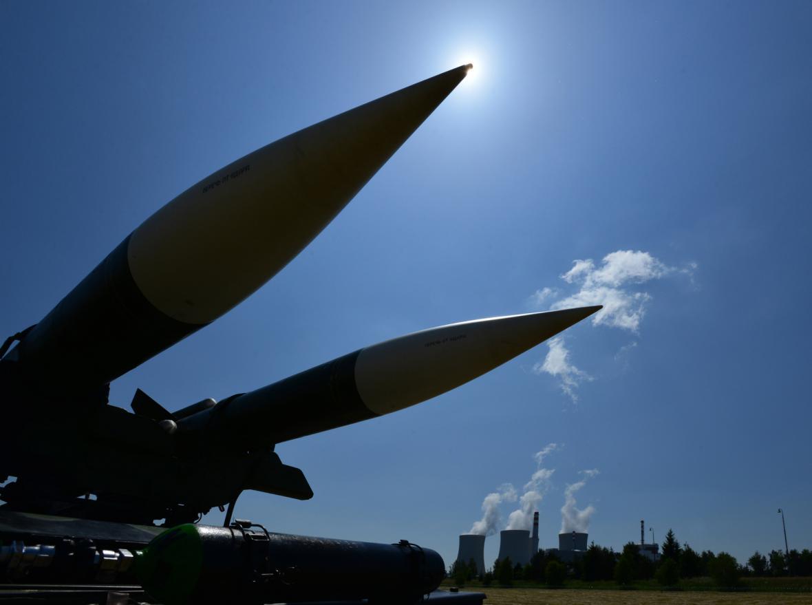 Rakety - přezdívané