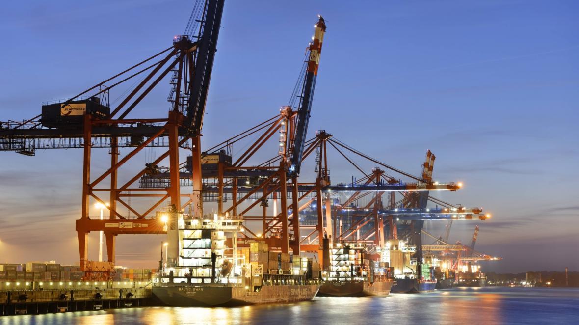 Hamburský přístav