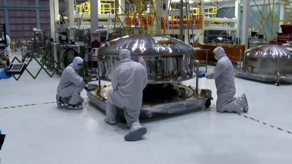 Konstrukce dalekohledu