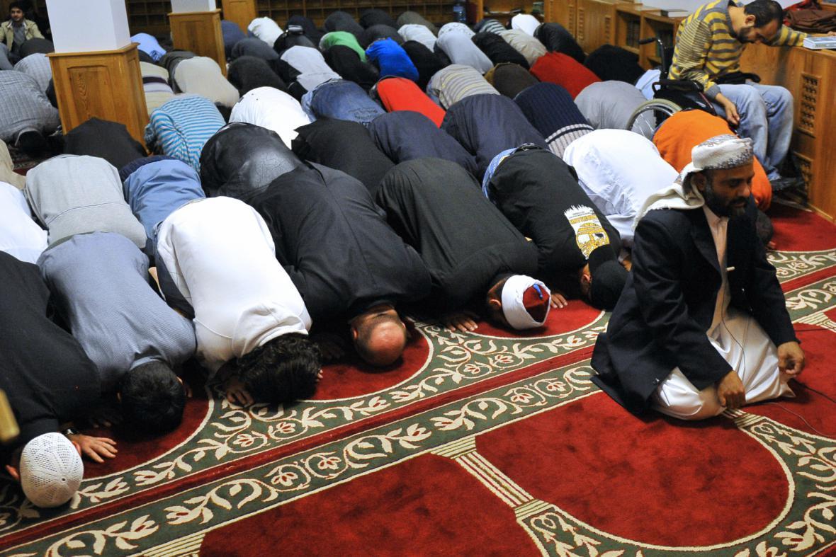 Muslimové