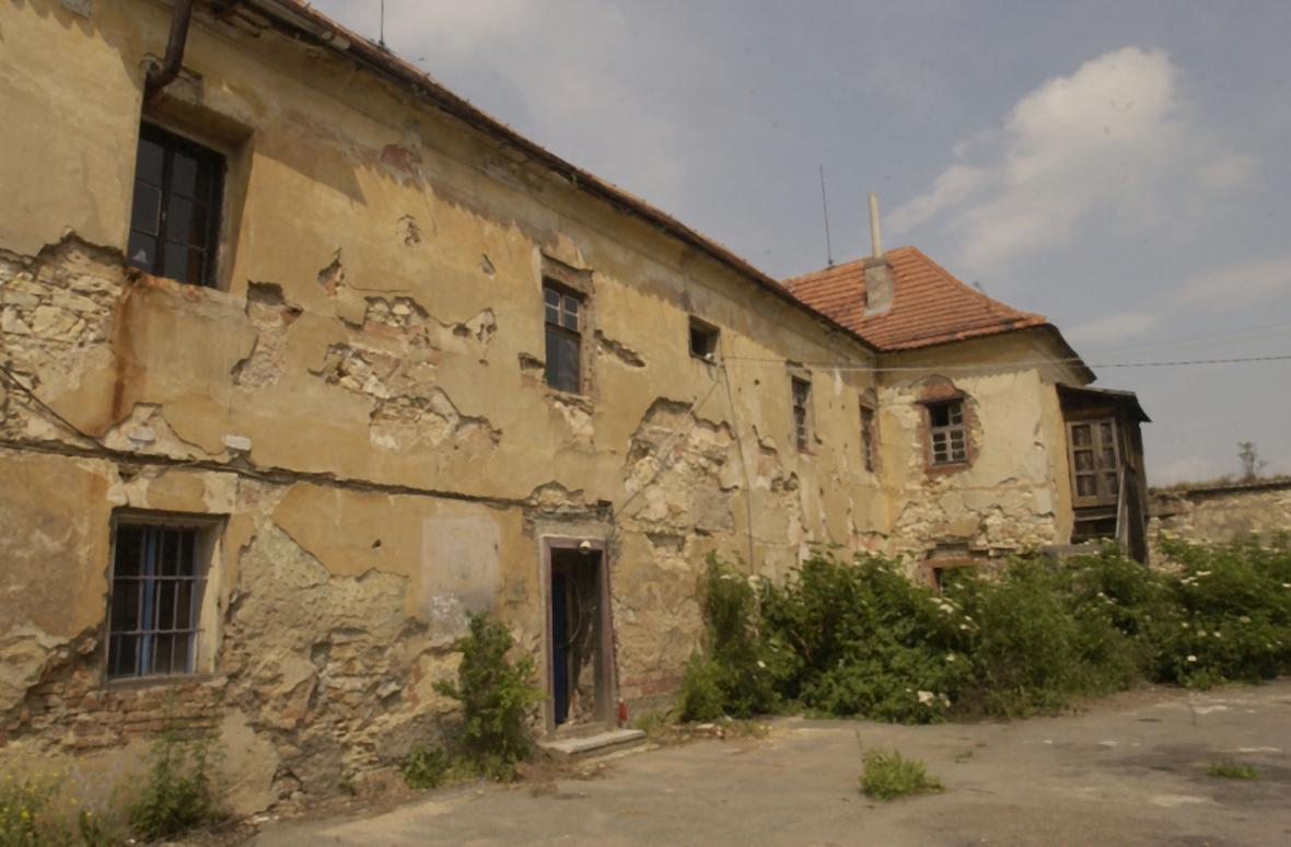 Ladronka - červen 2003
