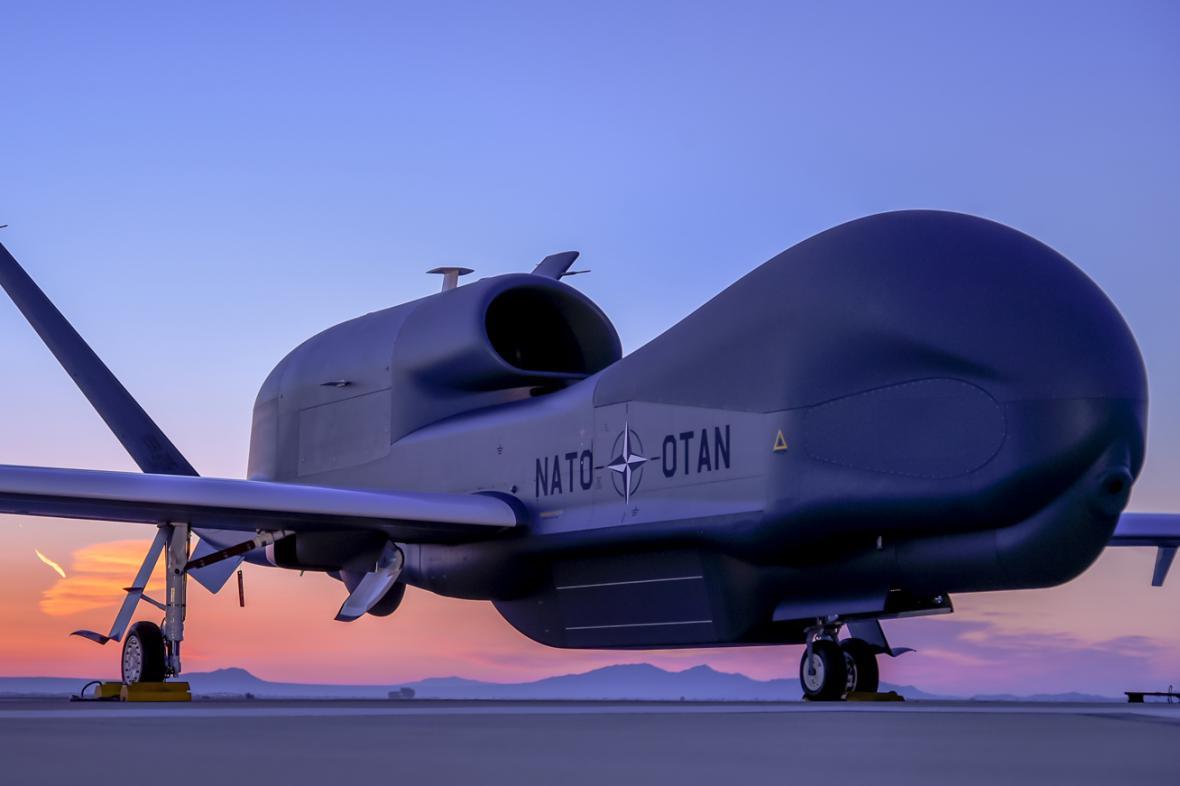 Bezpilotní letoun pro Severoatlantickou alianci