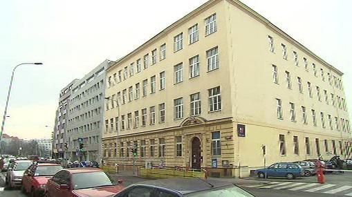 Budova akademie Josefa Škvoreckého