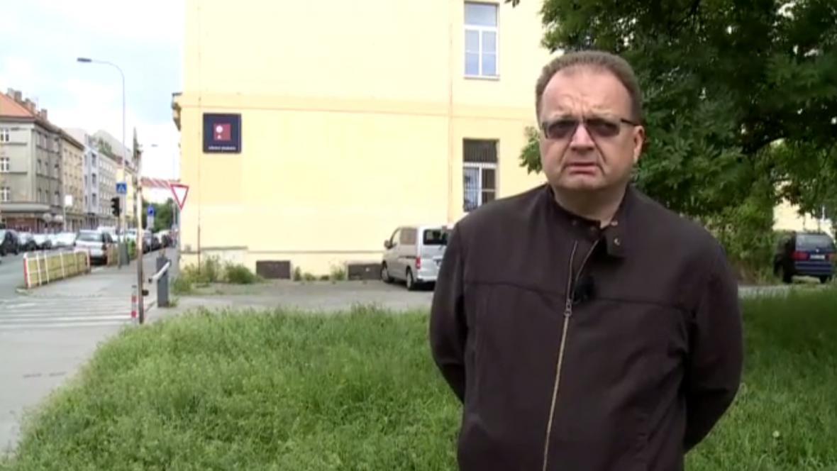 Zakladatel Literární akademie Václav Krištof