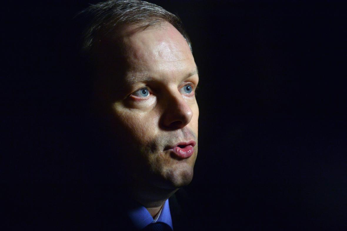 Odvolaný ministr školství Marcel Chládek