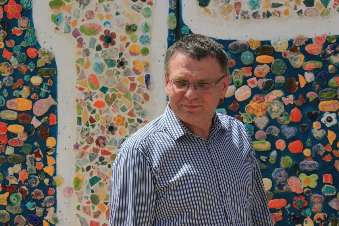 Lubomír Zaorálek navštívil Pásmo Gazy