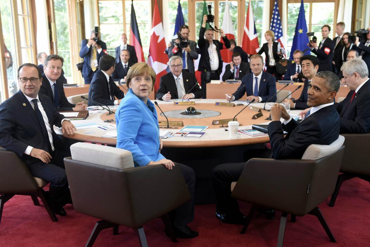 Summit G7 v Elmau