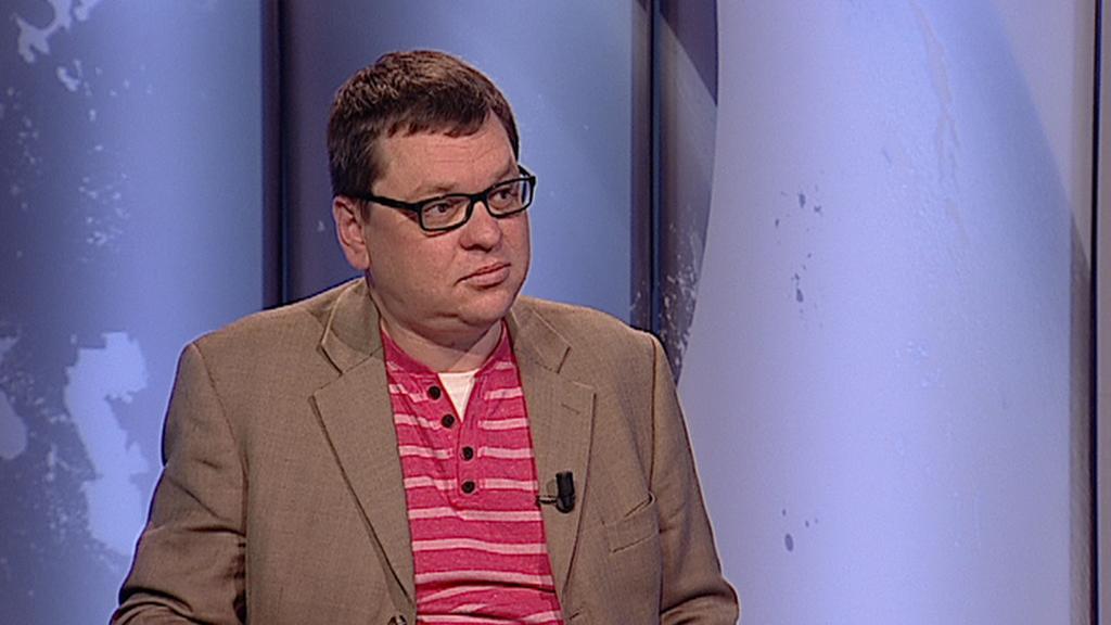 Historik Petr Hlaváček