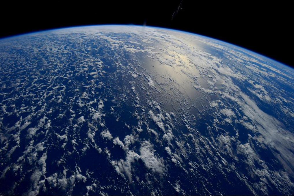 Fotka Samanthy Cristoforettiové z ISS