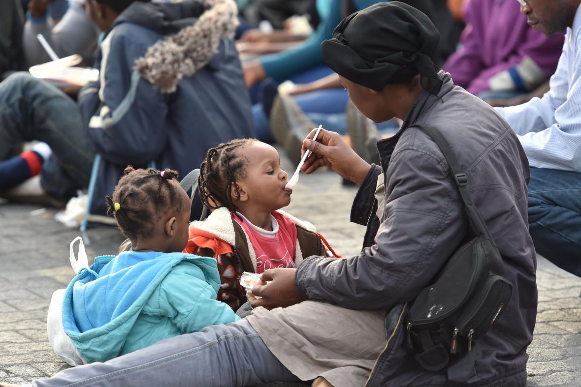 Uprchlíci v Itálii