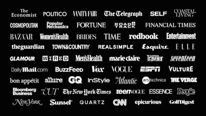 Seznam médií, která se podle Applu zapojí do nové aplikace News