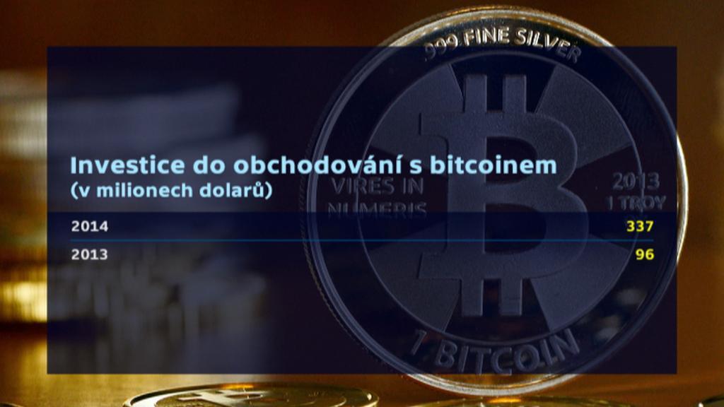 Investice do obchodování s bitcoinem