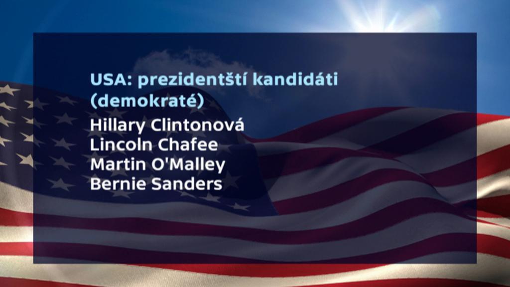 Prezidentští kandidáti - demokraté