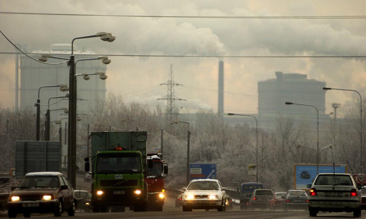 Zhoršené ovzduší