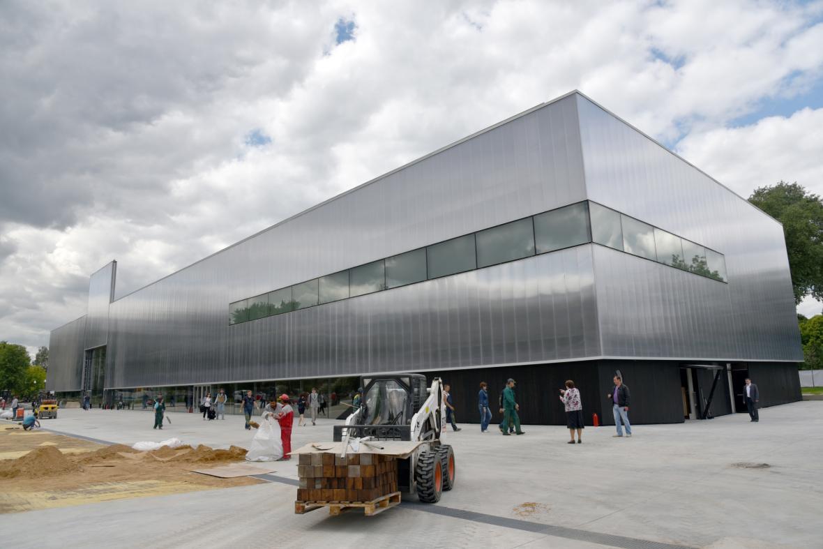 Nové centrum moderního umění v Moskvě