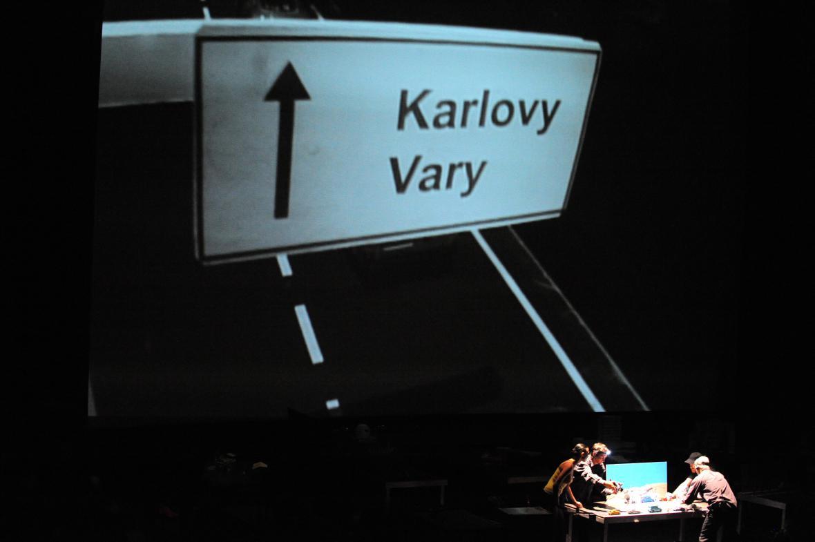 Zahájení 43. MFF Karlovy Vary