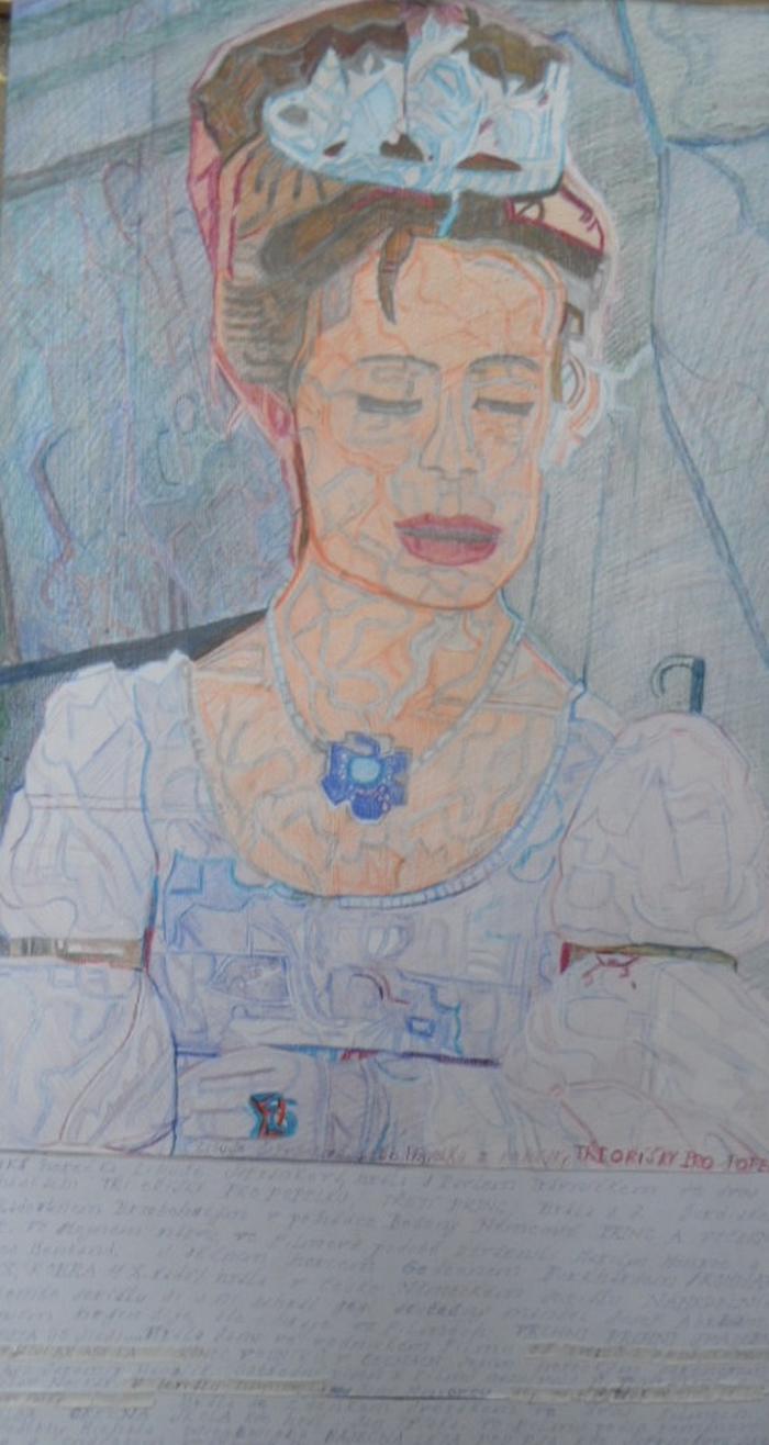 Libuše Šafránková jako Popelka