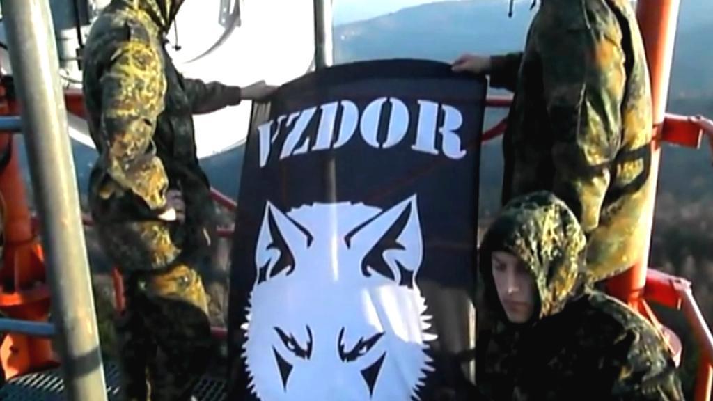 Slovenská nacionalistická skupina Vzdor