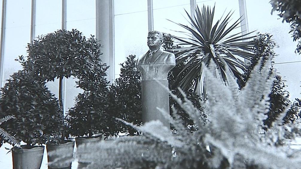 Památník Tomáše Bati vznikl v roce 1933