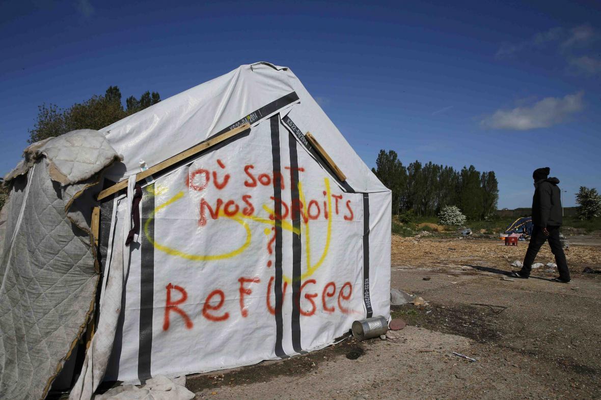 Příliv uprchlíků do Francie