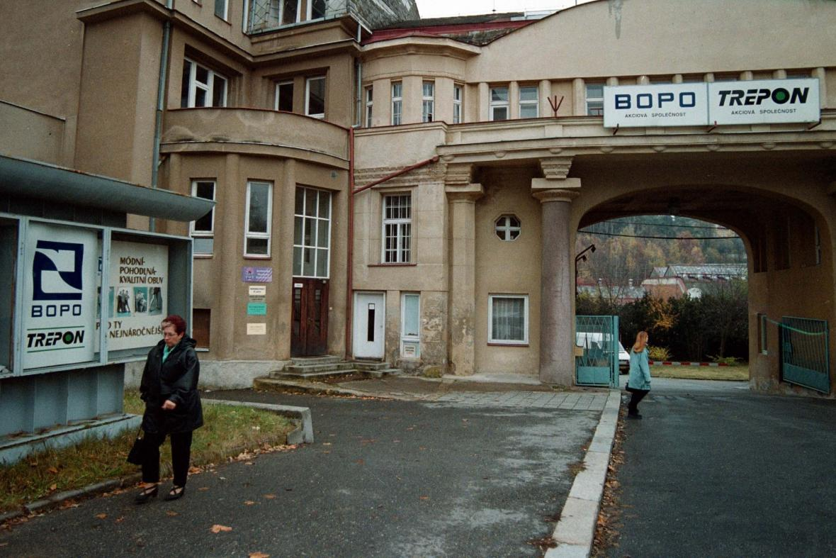 Areál BOPO v Třebíči