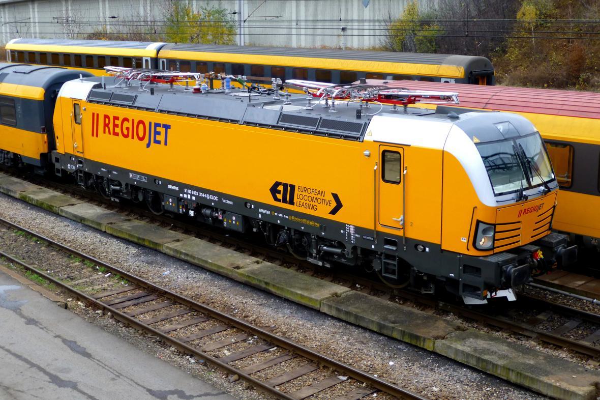 Interporabilní lokomotiva Vectron