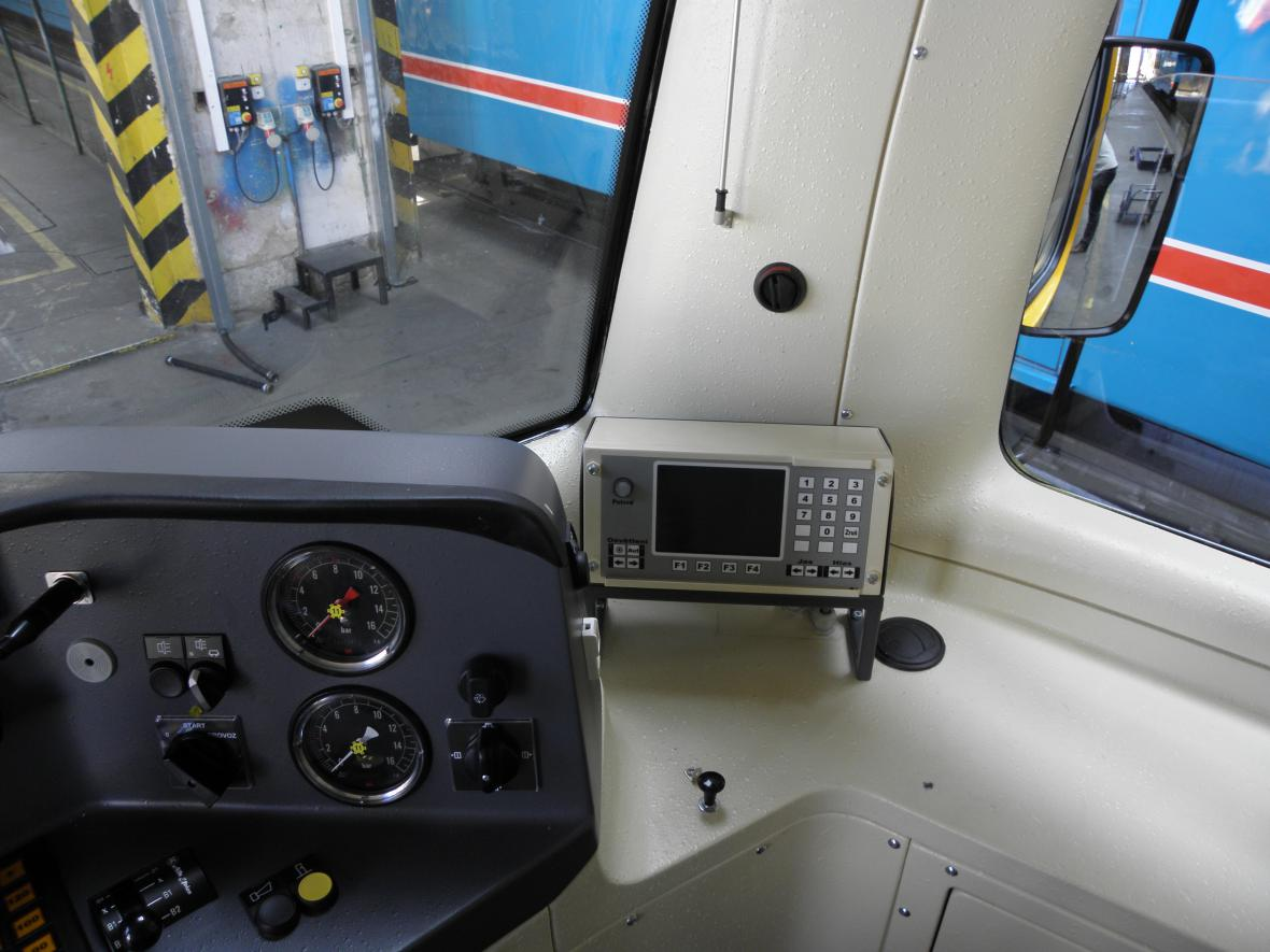 Zvýšení bezpečnosti v traťovém úseku Číčenice – Volary