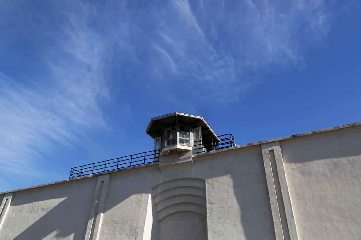 Pátrání po uprchlých vězních v USA