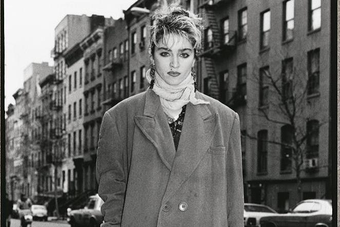 Amy Arbus / Madonna