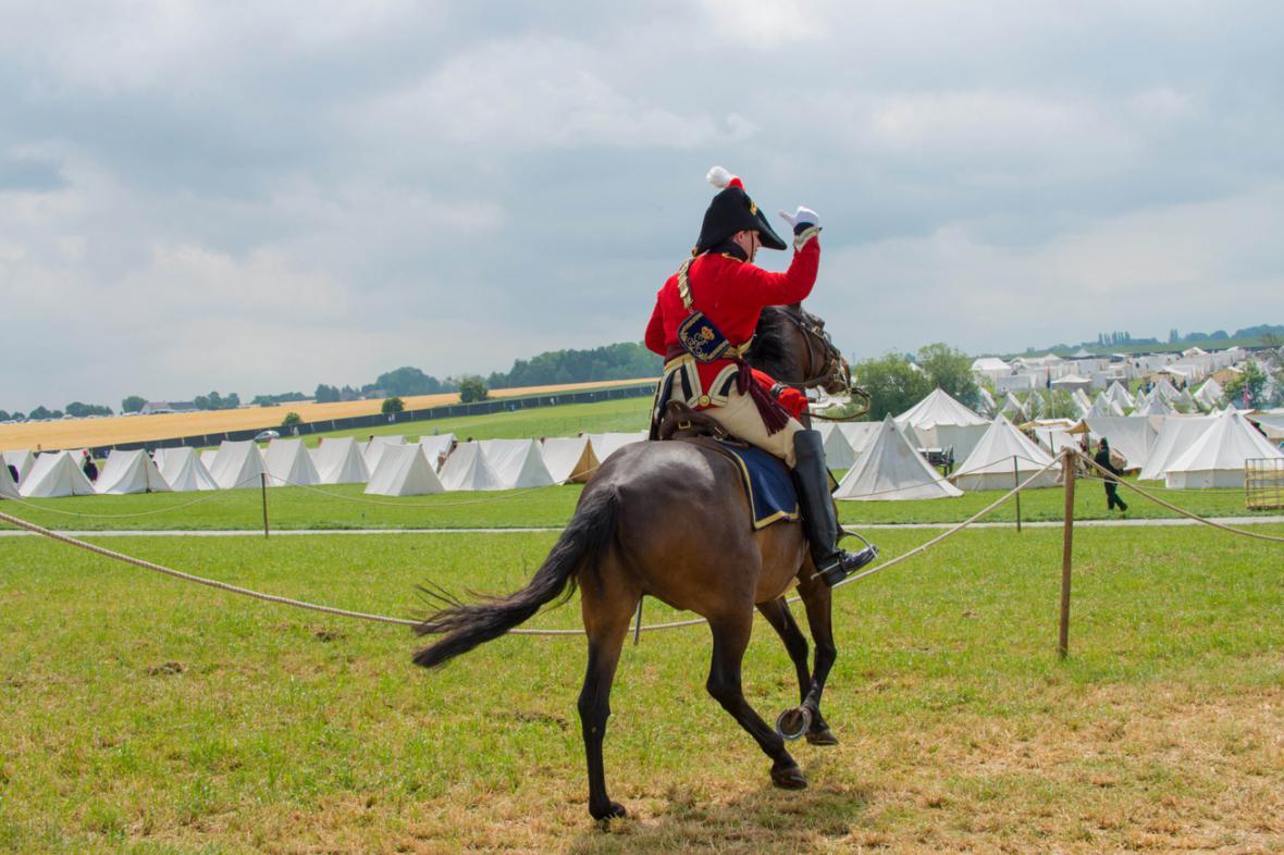 200. výročí bitvy u Waterloo