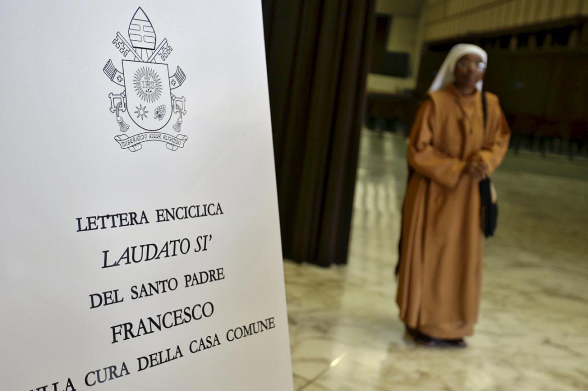 Papež František zveřejnil druhou encykliku