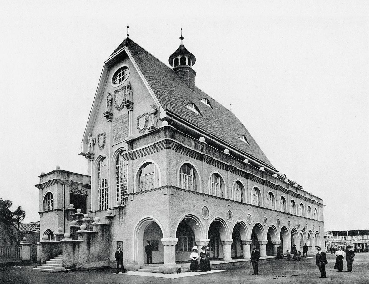 Střelecký dům v Krnově