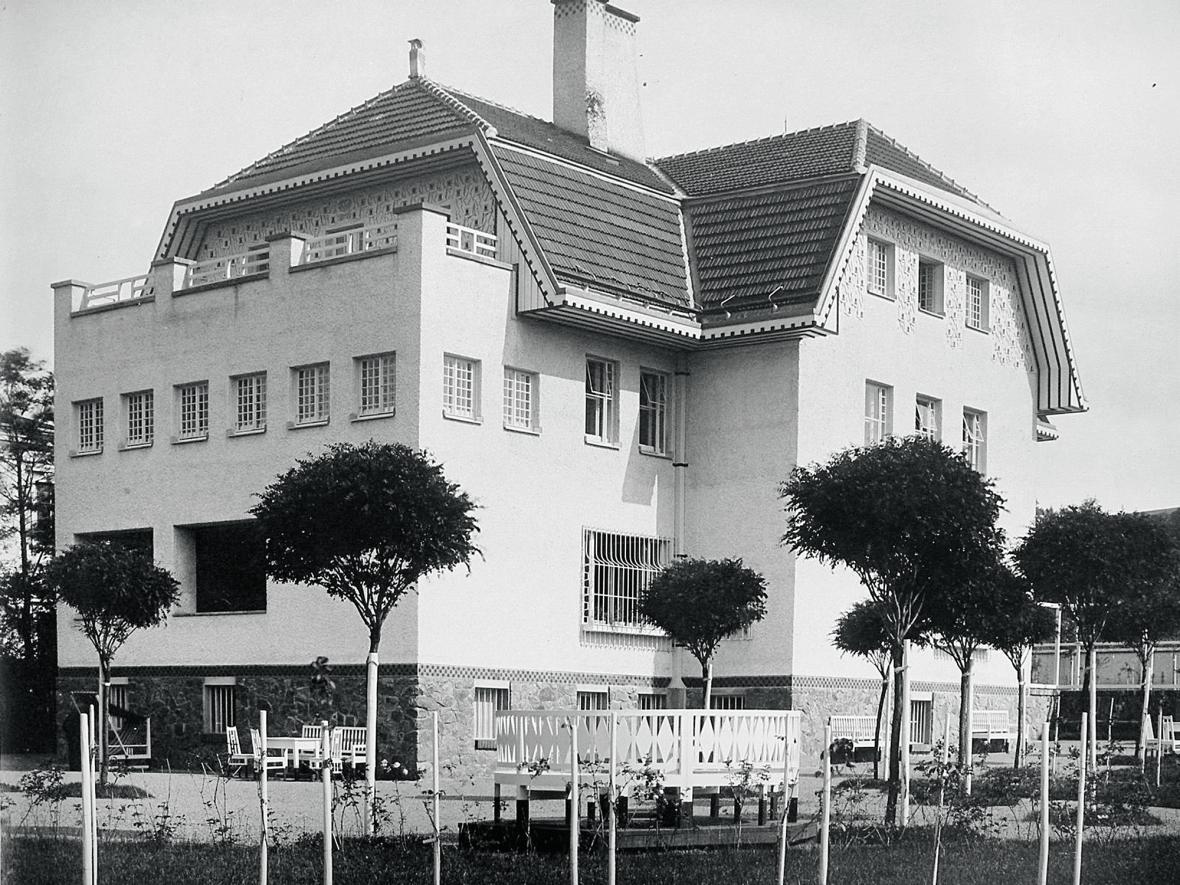 Reissigova vila v Brně