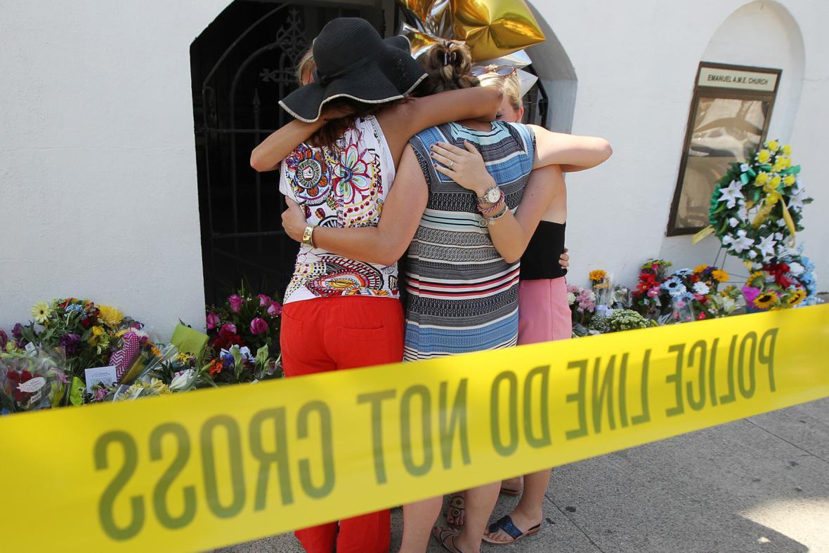 Střelba v Charlestonu