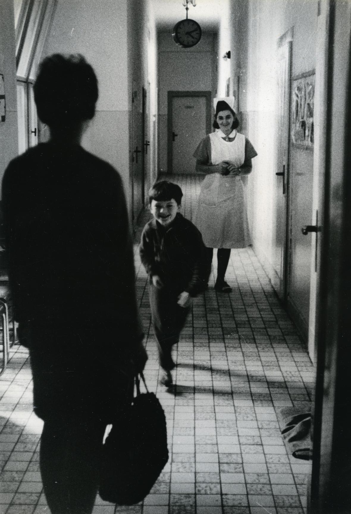 Z výstavy Fotograf Adolf Čejchan