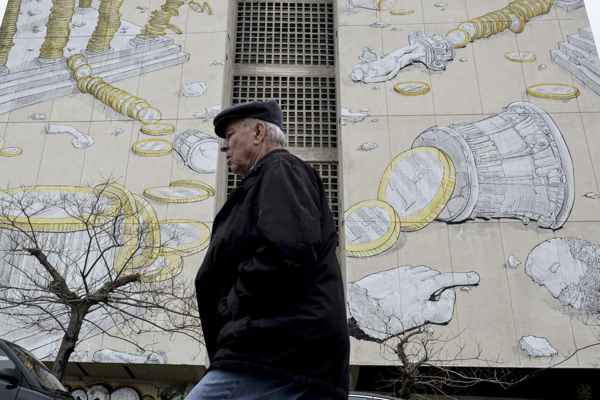 Řekové přijdou zřejmě o úspory