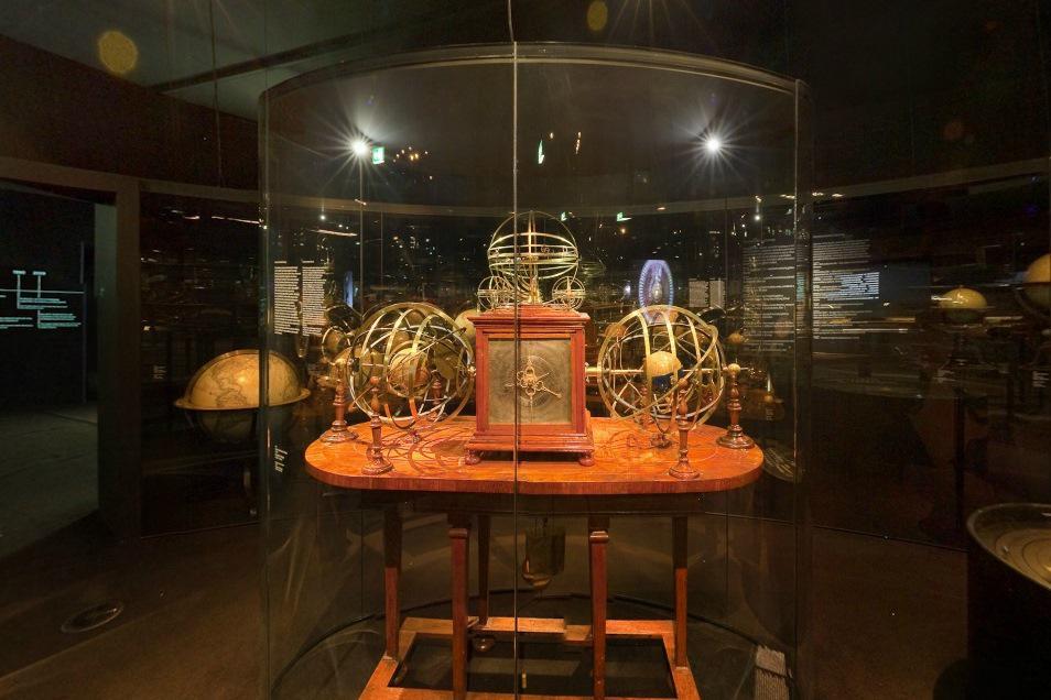 Astronomické hodiny Engelberta Siegeho