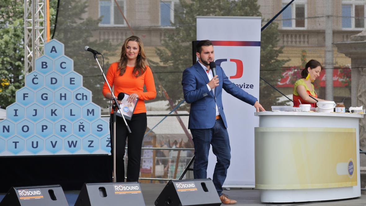 Soňa Baranová a Ondřej Blaho