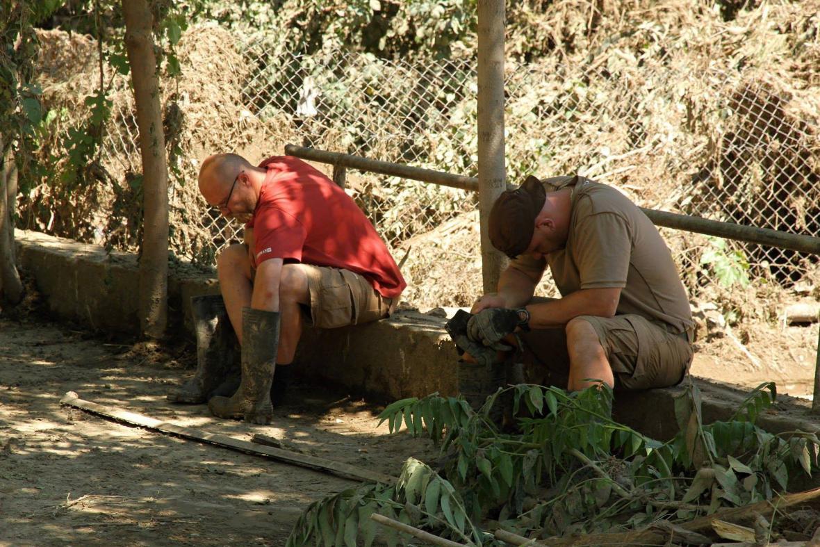 Tým pražské zoo pomáhal v Gruzii