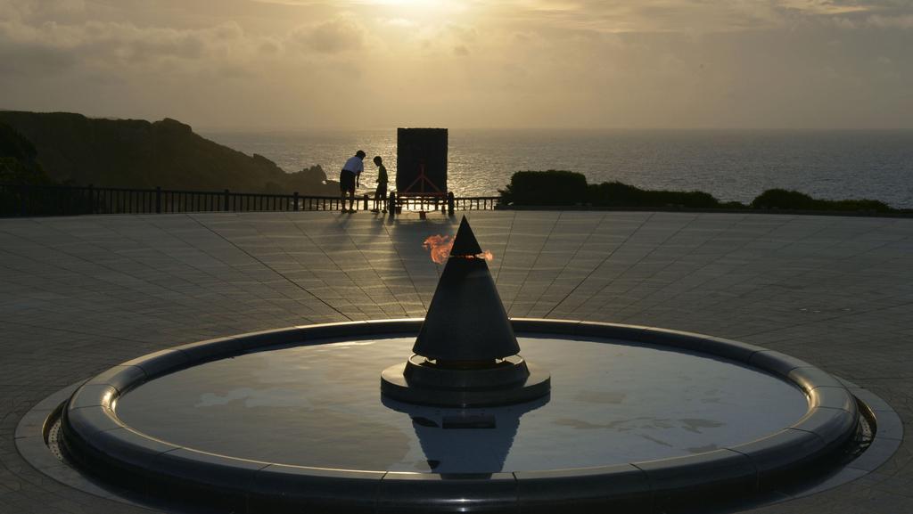 Památník bitvy o Okinawu