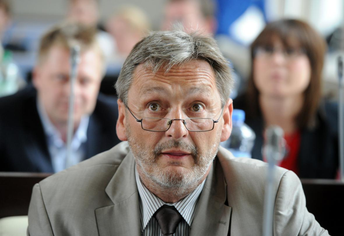 Jiří Madar, náměstek primátorky Ústí nad Labem