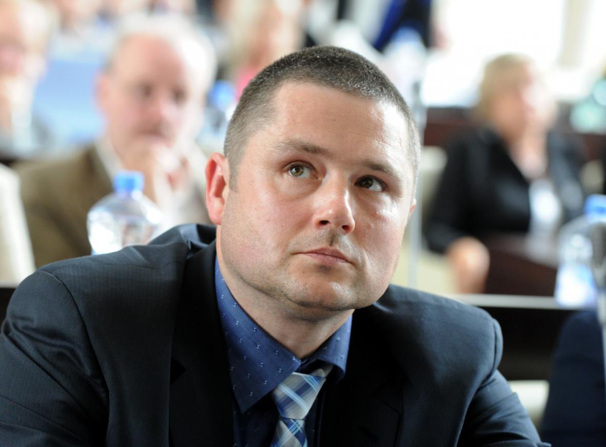 Pavel Dufek, náměstek primátorky Ústí nad Labem