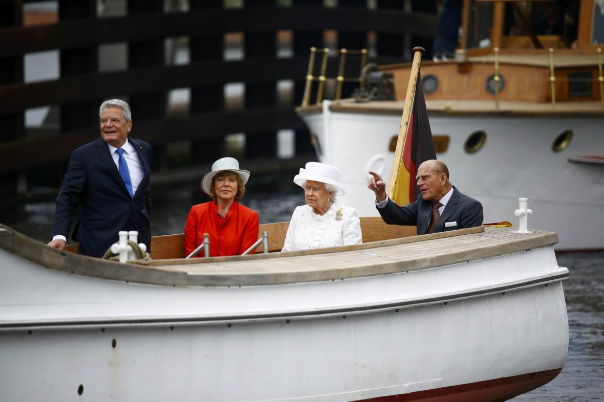 V dopoledním programu nechyběla ani plavba lodí