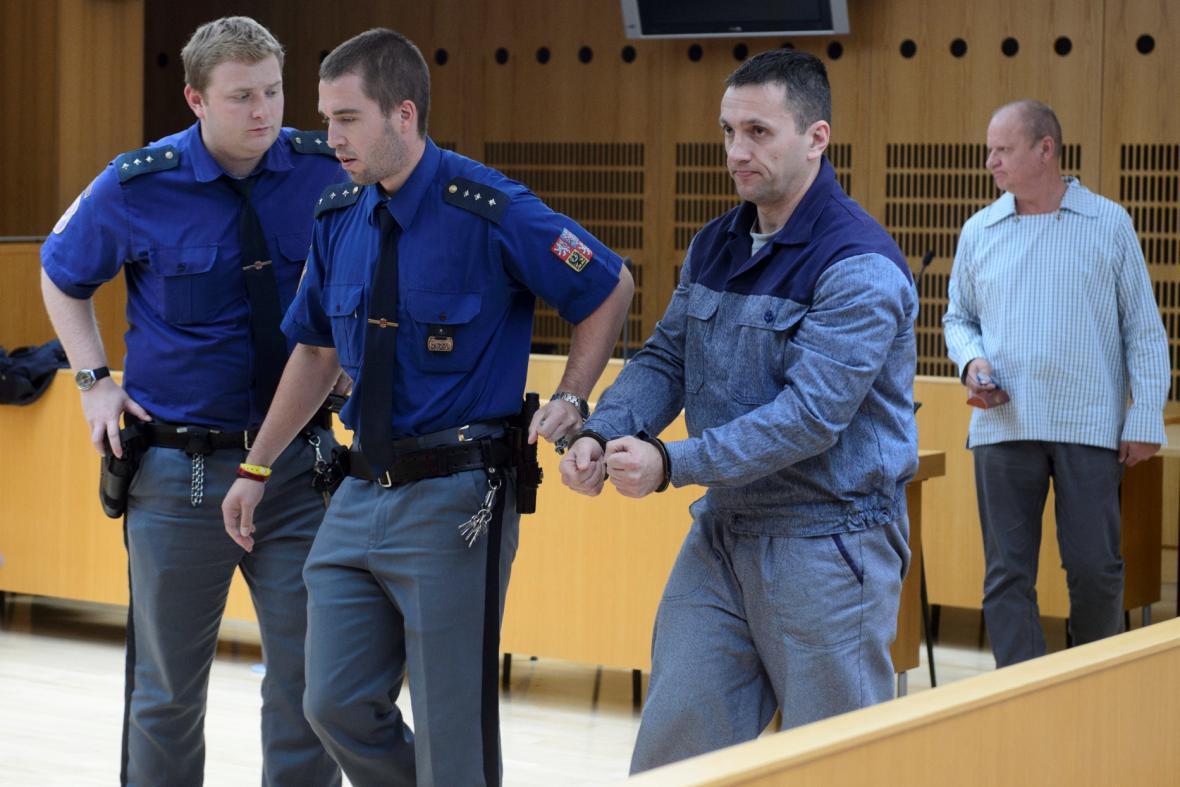 David Berdych u Obvodního soudu pro Prahu 6