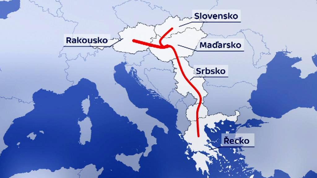 Maďarsko je pro uprchlíky jen přestupní stanicí
