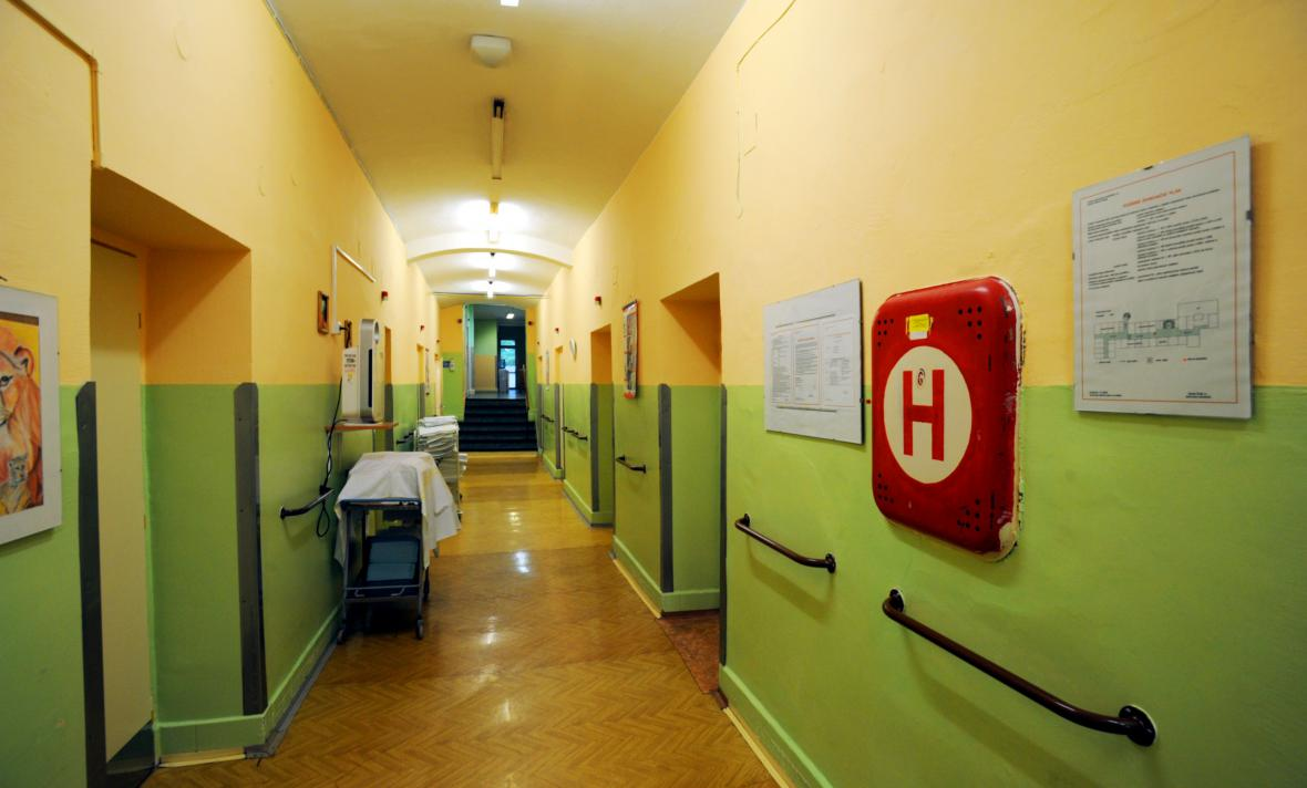Interna rumburské nemocnice