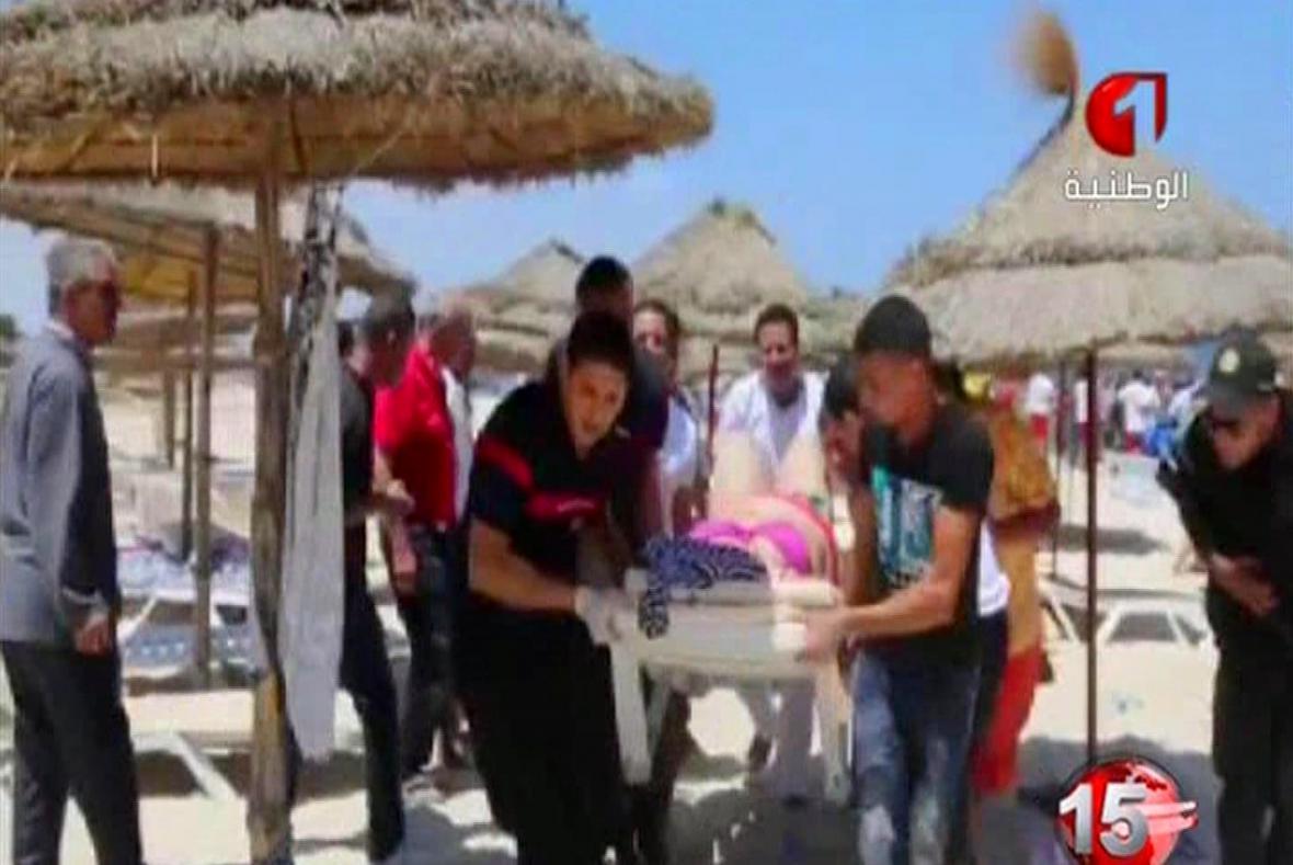 Útok na tuniský hotel