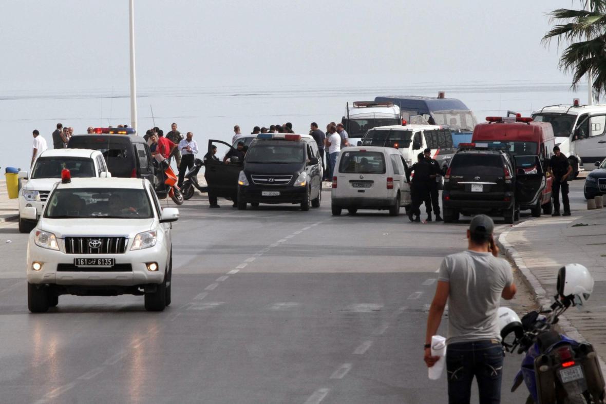 Útok v tuniském Sousse